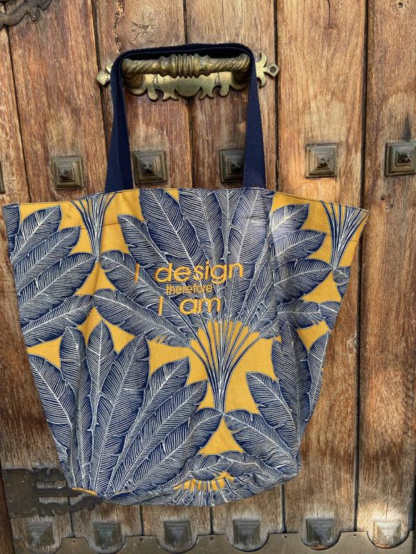 Bolsos personalizados con tela