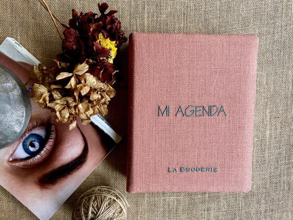 agenda diferente